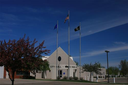Waite Park City hall